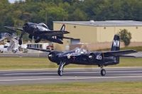 Photo: Untitled, Grumman F8F-2 Bearcat, NX800H