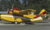 Photo: Forest Industries Flying Tankers, Grumman C-21A Goose, C-FVFU