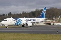 Photo: Egypt Air, Boeing 737-800, SU-GEA