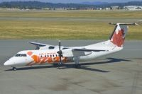 Photo: Air Canada Jazz, De Havilland Canada DHC-8 Dash8 Series 300, C-GTAQ