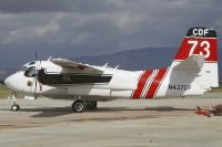 Photo: California Dept. of Forestry, Grumman S-2A Tracker, N437DF