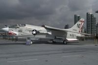 Photo: United States Navy, Vought F-8 Crusader, 147030