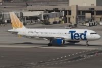 Photo: Ted, Airbus A320, N460UA