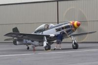 Photo: Planes of Fame Air Museum, North American P-51 Mustang, NL7715C