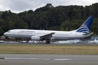 Photo: COPA Panama / Copa Airlines, Boeing 737-800, HP-1532CMP