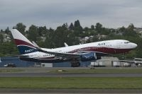 Photo: Arik Air, Boeing 737-700, N347AT