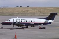 Photo: Great Lakes Airlines, Beech 1900, N255GL