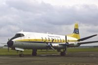 Photo: Guernsey Airlines, Vickers Viscount 700, G-ARIR