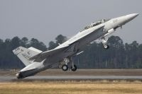 Photo: United States Navy, McDonnell Douglas F-18 Hornet, 166659