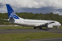 Photo: COPA Panama / Copa Airlines, Boeing 737-800, HP-1712CMP