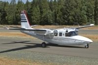 Photo: California Dept. of Forestry, Aero Commander Aero Commander 500S, N669J