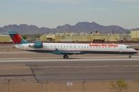 Photo: Freedom Air, Canadair CRJ Regional Jet, N907FJ