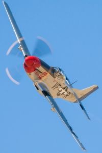 Photo: Untitled, North American P-51 Mustang, N151CF