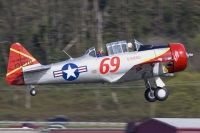 Photo: Untitled, North American T-6 Texan, N3173L