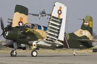Photo: Untitled, Douglas A-1 Skyraider, N39147