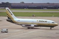 Photo: Amber Air, Boeing 737-200, G-BKMS
