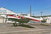 Photo: Methow Aviation, Beech E18S, N1924J