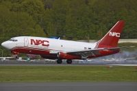 Photo: Northern Air Cargo, Boeing 737-200, N320DL