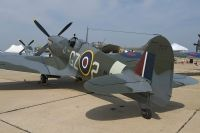Photo: Untitled, Supermarine Spitfire, N730MJ
