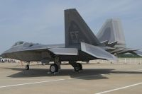 Photo: United States Air Force, Lockheed F-22A Raptor, 04-4082