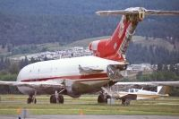 Photo: Kelowna Flightcraft Air Charter, Boeing 727-100, C-GKFV