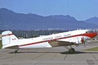 Photo: Canadian Coast Guard, Douglas C-47, CF-DOT