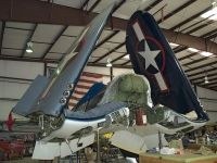 Photo: Untitled, Vought F4U Corsair, N46RL