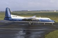 Photo: NLM, Fokker F27 Friendship, PH-KFI