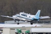 Photo: Alpine Air, Beech Airliner C99, N955AA