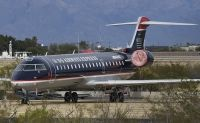 Photo: PSA Airlines, Canadair CRJ Regional Jet, N168MD
