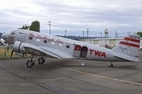 Photo: Trans World Airlines (TWA), Douglas DC-2, NC13711