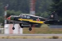 Photo: Untitled, Yakovlov Yak-18, N644VM