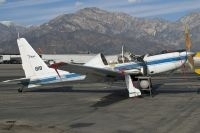 Photo: NASA, Lockheed YO-3A Quiet Star, N818NA