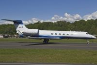 Photo: Privately owned, Gulftsream Aerospace G-1159D Gulfstream V, N673P