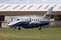 Photo: Jetstream Express, British Aerospace Jetstream 31, G-PLAJ