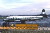 Photo: British Midland Airways, Vickers Viscount 800, G-AZLR