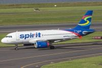 Photo: Spirit Airlines, Airbus A319, N506NK