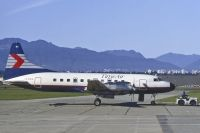 Photo: Time Air, Convair CV-580, C-GTAO