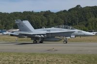 Photo: United States Marines Corps, McDonnell Douglas F-18 Hornet, 164028