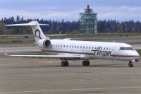 Photo: Horizon Air, Canadair CRJ Regional Jet, N619QX