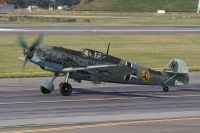 Photo: Untitled, Messerschmitt Bf 109E-4, NX342FH