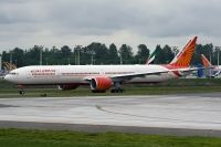 Photo: Air India, Boeing 777-300, VT-ALM