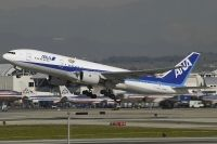 Photo: All Nippon Airways - ANA, Boeing 777-200, JA-710A