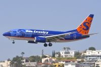 Photo: Sun Country Airlines, Boeing 737-700, N710SY