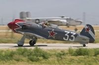 Photo: Untitled, Yakovlov Yak-3, N46463