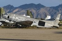 Photo: United States Navy, Douglas C-47, 17150