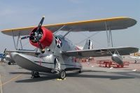 Photo: Untitled, Grumman J2F-6 Duck, NL5SF