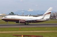 Photo: Boeing, Boeing 737-700, N162WC