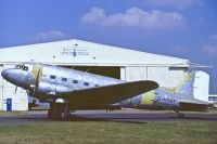 Photo: Air Atlantique, Douglas C-47, G-ANAF