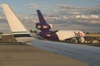 Photo: Federal Express / FedEx Express, McDonnell Douglas MD-10 Freighter, N303FE